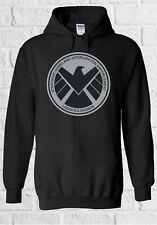 Agents Of SHIELD Logistics Division Men Women Unisex Top Hoodie Sweatshirt 2245