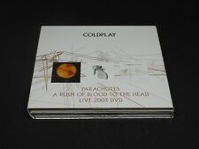 PARACHUTES - A RUSH OF BLOOD TO THE HEAD - LIVE 2003 - COLDPLAY (CD)