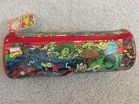 Marvel Heroes Power Pouch Pencil Case - Marvel Comics accessory school supplies