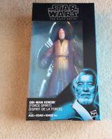 Obi-Wan Force Spirit Black Series Walgreen's Exclusive Star Wars Figure