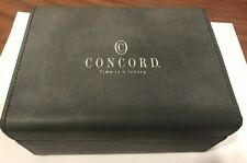 "concord watch box 6""x4.5""x3"""