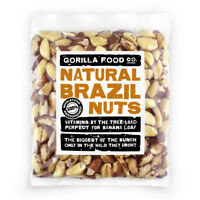 Premium Brazil Nuts Raw Whole (Fast, Free Ship!)