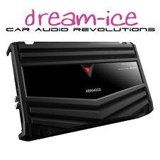 KENWOOD kac-7406 AMPLIFICATORE 4 Canali Auto Amplificatore Amp 800 WATT