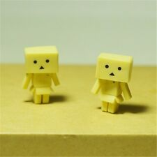 1pc Cartoon Revoltech Danbo Danboard Amazon Box Version Mini PVC Figure 3cm