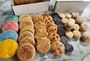 BAKERY COOKIE SAMPLE BOX Wax Melts | Fake Food | 13 oz box
