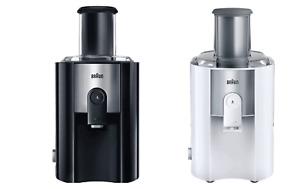 Braun IdentityCollection Spin Juicer J 500 Entsafter, 900 Watt