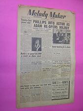 melody maker. jan 6th 1951. jazz & swing etc. musik magazin. oldtimer magazin