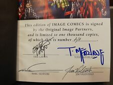 Image Comics Limited Signed HC ARTIST PROOF (A/P) - McFarlane Spawn Silvestri