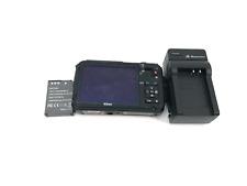 Nikon COOLPIX AW110 Wi-Fi and Waterproof Digital Camera with GPS Orange #U3846