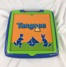 Tangoes Jr Preschool Tangram Game Kid-Friendly w/Portable Case Children Shapes