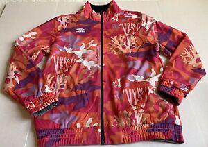 Umbro Premier x Coral Studios Reversible Jacket SZ L Large $180 Men's NwT $180