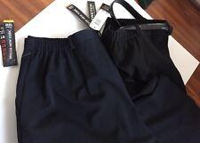NWT.$39 EA/ Lot 2 Pair NY WOMEN'S SIZE16 Short Black / Blue Dress/ Casual Pants