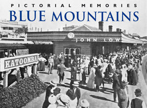 Pictorial History Blue Mountains by John Lawrence, Paperback - NEW