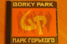 Gorky Park by Gorky Park (CD, 1989, Mercury) Russian Hard Rock Very Rare!