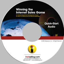 Auto Sales Training - Winning the Internet Sales Game Quickstart Audio