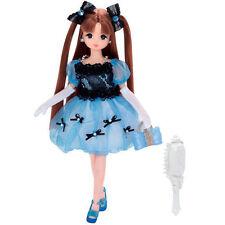 TAKARA TOMY JAPAN LICCA CHAN DOLL KIRA-MAKE DRESS SET RIBBON LA85314