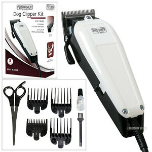 WAHL PERFORMER PET DOG CLIPPERS GROOMING KIT ANIMAL HAIR CLIPPER TRIMMERS SET