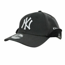 New Era 39Thrity MLB NY Yankees Downflap Stretch Fit Cap Grey 10392950 A181A