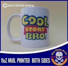 COOL STORY BRO TEA COFFEE MUG CUP WORKSHOP GARAGE OFFICE JDM MAKES COOL GIFT