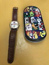 Warner Bros. Watch Collection 1993 Watch Feat. Donald Duck, Tweety, Bugs, Taz