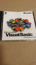 MICROSOFT Visual Basic 3.0 Professional Edition With CD Key - Software