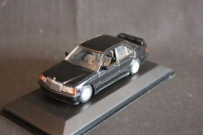 Minichamps Mercedes-Benz 190E 2.3-16 1984 1:43 Blue Black Metallic (JS)