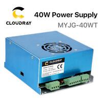 40W PSU CO2 Laser Power Supply for CO2 Laser Engraving Cutting Machine 110V/220V