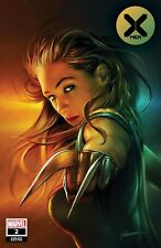 X-MEN #2 SHANNON MAER EXCLUSIVE TRADE VARIANT - NM or Better - X-23 WOLVERINE