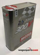 Aceite Motor MOTUL 300V Le Mans 20W60, 2 Litros  (Especial Racing Tuning Rally)