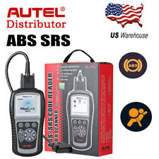 For ABS SRS Airbag Autel MaxiLink ML619 OBD2 Code Reader Diagnostic Tool AL619