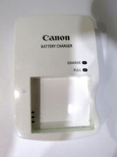 Genuine White Canon CB-2LY Charger for NB-6L NB-6LH Li-ion Battery