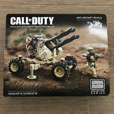 Megablok Collector Construction Sets Call of Duty Claw Assault 192 PC New In Box