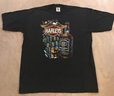 1987 Harley-Davidson Hit Me Brand Holoubek Inc T-Shirt / Men's XL / USA