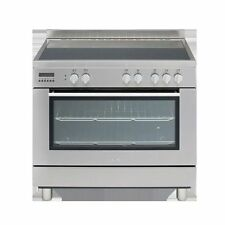 Stainless Steel Electric Ranges & Stoves