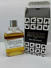 Vintage Givenchy Gentleman EDT 109ml men's perfume