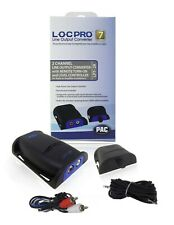 PAC LP7-2R LOC PRO 2-Channel Line Output Converter w/Remote Turn On & Controller