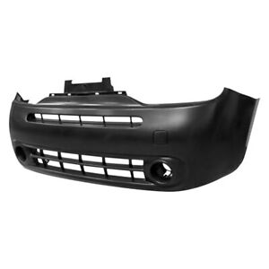 Front Bumper Cover Fits For Nissan Cube (Z11) 2009 - 2014