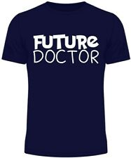 Future Doctor Kids T Shirt Funny Gift Novelty Humour Birthday Doc