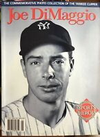 JOE DIMAGGIO The Commemorative Collection of the Yankee Clipper/Beckett 1996