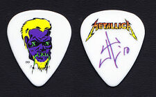 Metallica James Hetfield Signature Zombie Guitar Pick - 2010 Death Magnetic Tour
