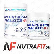 ALLNUTRITION TRI CREATINE MALATE XTRA CAPS muscle size strength increase