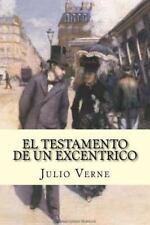El Testamento de un Excentrico (Spanish Edition) by Julio Verne (2016,...