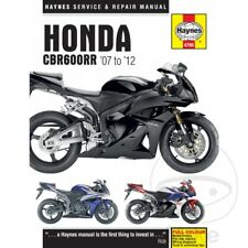 HONDA CBR600 RR (07-12) Haynes Repair Manual 4795