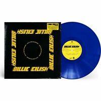 Billie Eilish Live At Third Man Record LP RSD2020 Coloured Blue Vinyl New Sealed