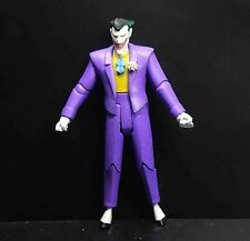 2015 DC Direct New Batman Adventures Animated THE JOKER Figure old lost color