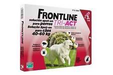 FRONTLINE TRI-ACT 40-60 KG (3 pipetas)  – ANTIPARASITARIO