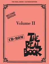 The Real Book Volume II 2nd Ed CD-ROM C Edition CD ROM VERSION 000451088