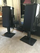 Genesis Advanced Technology Model IM-8300 Three Way Speaker Stands