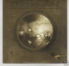 (B330) 28 Costumes, Erika - DJ CD