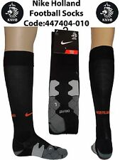 Holland Away Football Socks UK 8-11Euro 42-46Black (447404-010) REDUCED